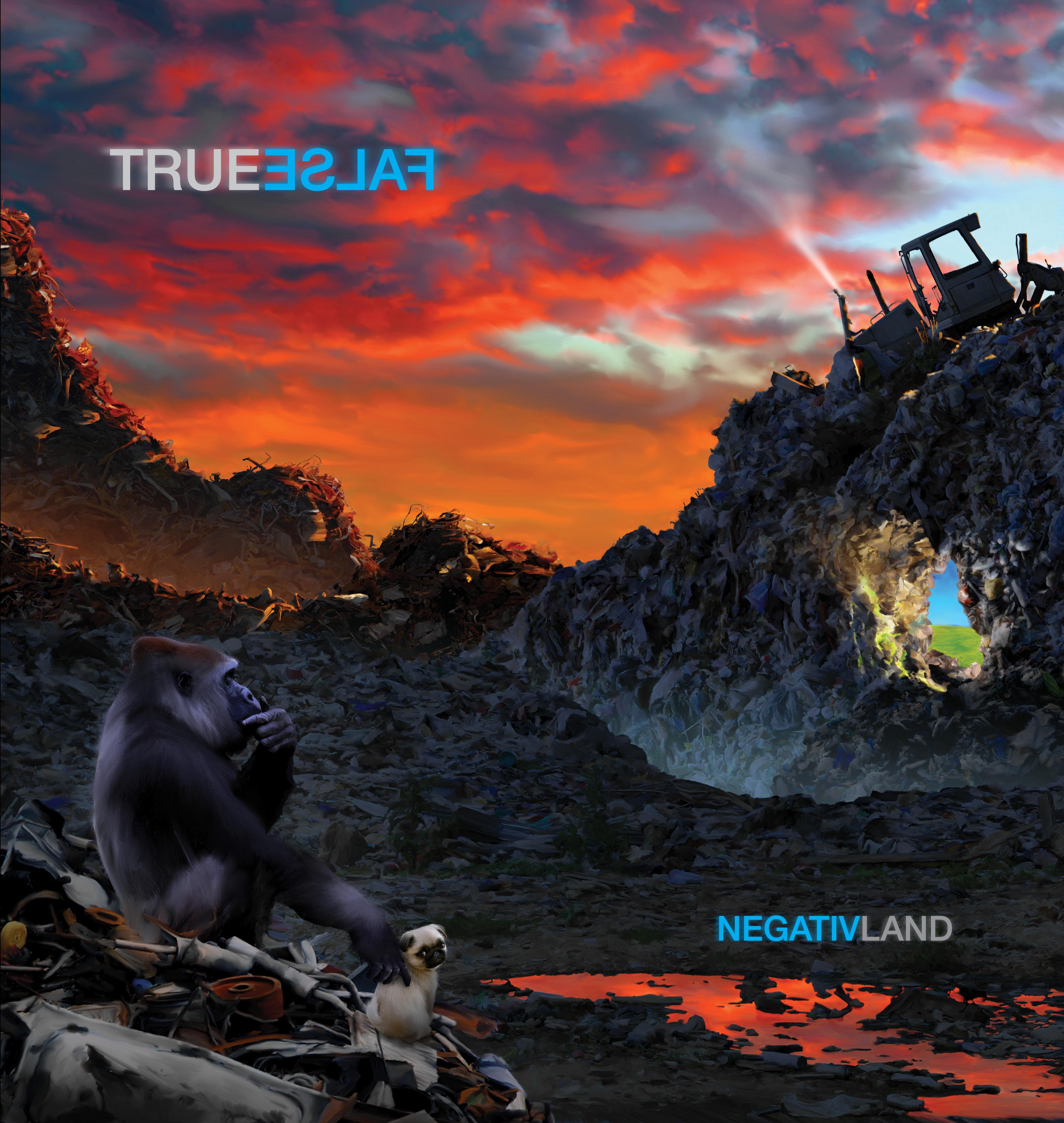 negativland-true-false-album-cover